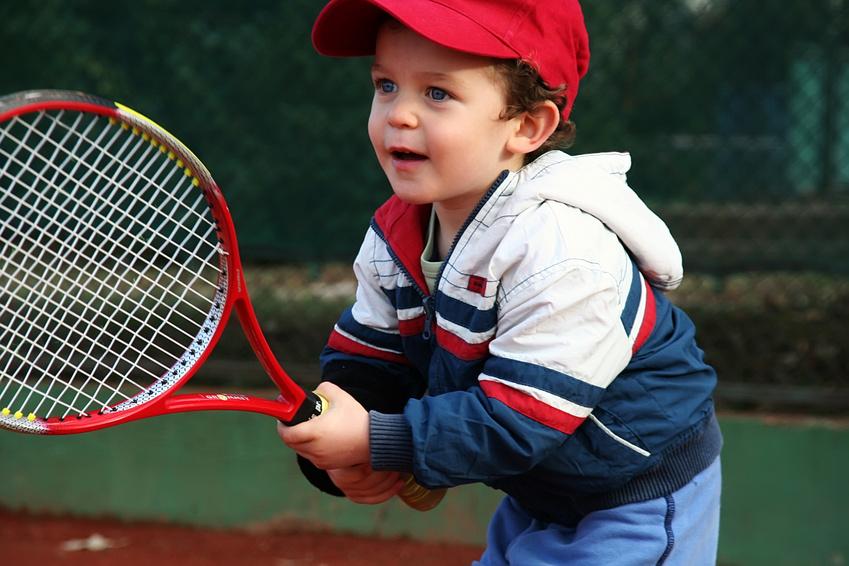 Predškolska deca i sport