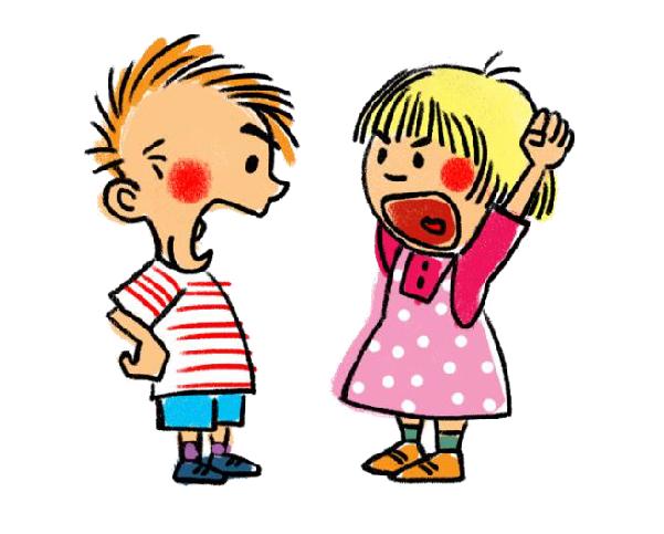 Šta da radim kada tuđe dete udari moje